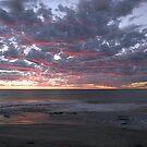 Kalbarri Beach Sunset  by EOS20