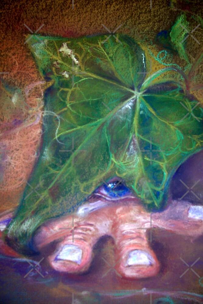 Leaf me alone. by Wendi Seymour