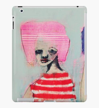 Marine stripes iPad Case/Skin