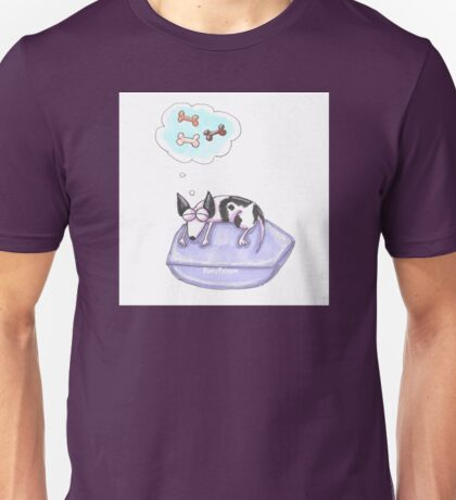 Dreaming Chihuahua Unisex T-Shirt
