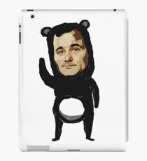 Bill Murray - Panda iPad Case/Skin