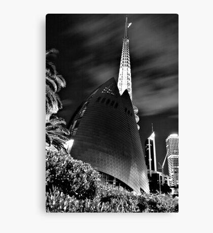 Swan Bell Tower - Perth Western Australia   Canvas Print