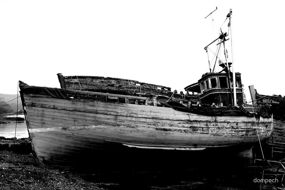 Shipwreck 1 by dompech