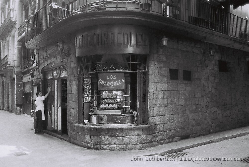 Los Caracoles, Barcelona by John  Cuthbertson | www.johncuthbertson.com