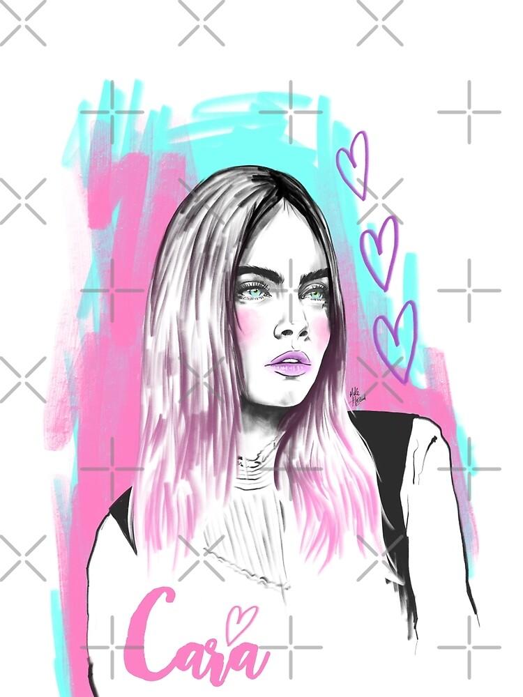 Cara by MikeHazard