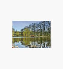 Schloss Wilhelmsthal - Schlosspark Art Board