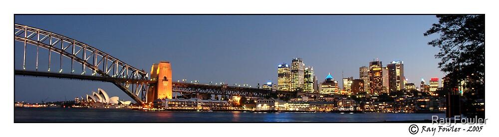 Sydney by Ray Fowler