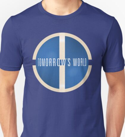 NDVH Tomorrow's World T-Shirt