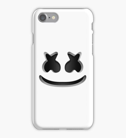 Marshmello - Blue iPhone Case/Skin