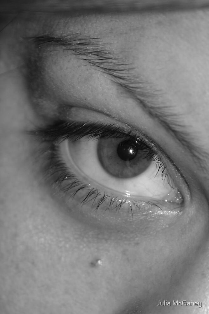 Eye by Julia McGahey