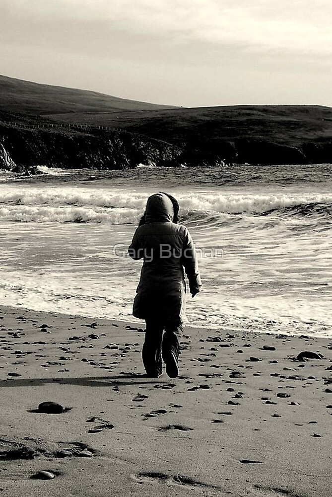 Alone by Gary Buchan