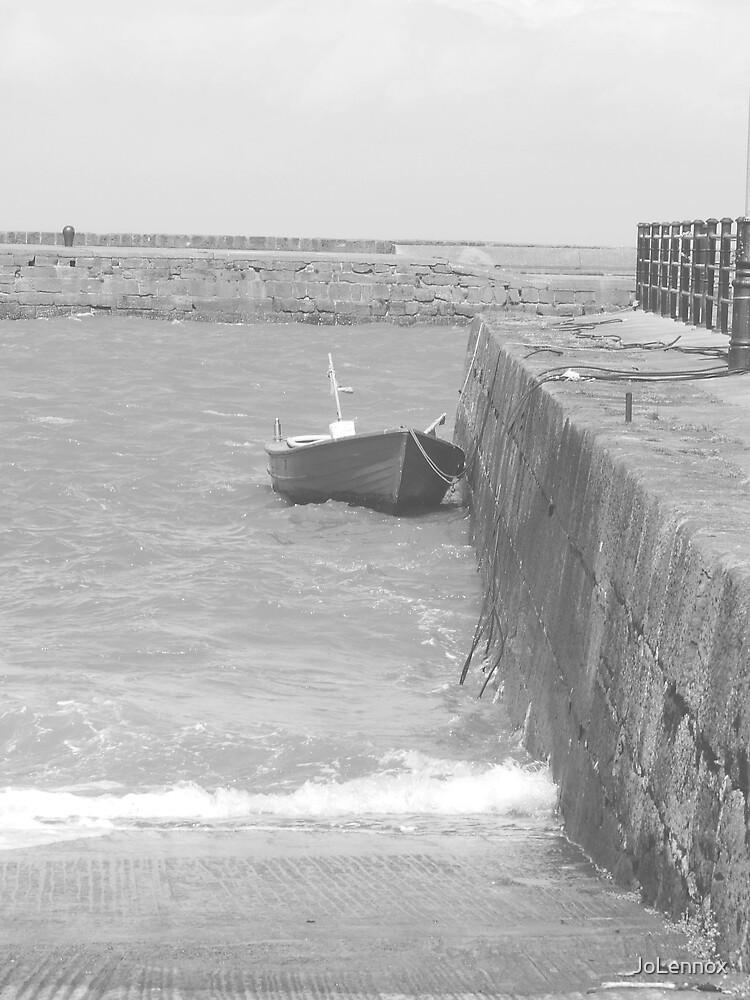 Boat  by JoLennox