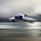 Blue Angel Flight Leader by J Biggadike