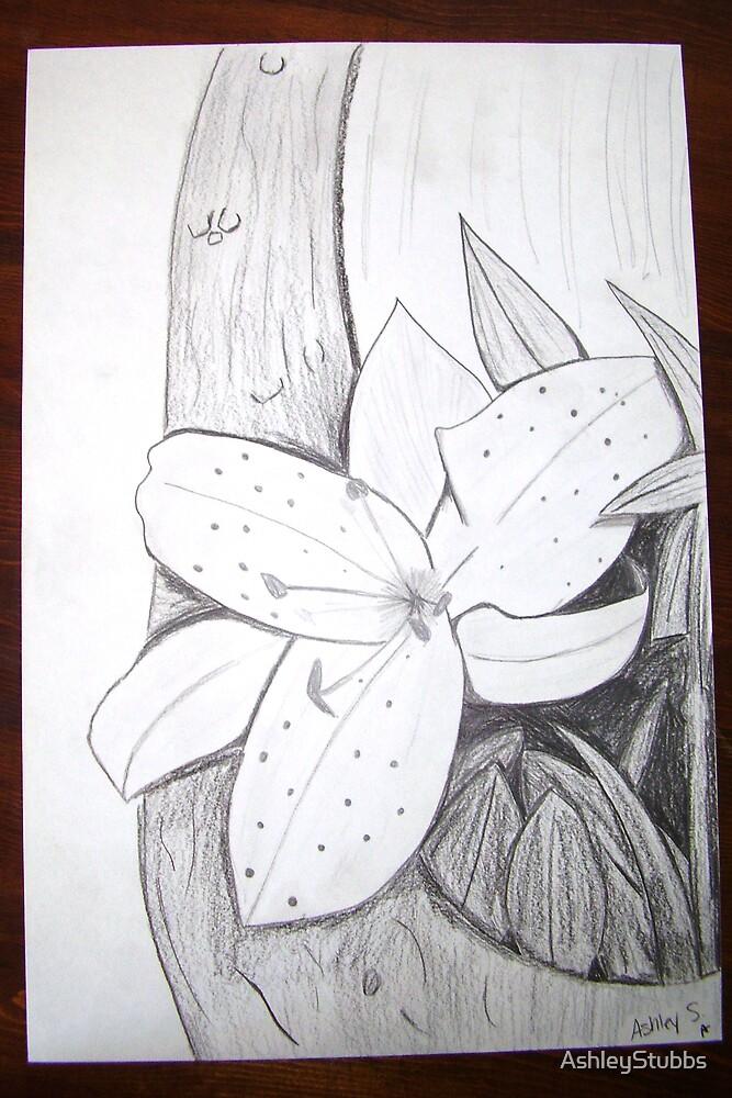 Lillies by AshleyStubbs