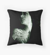 memoires d'Anna Throw Pillow
