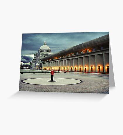 Christian Science Center Greeting Card