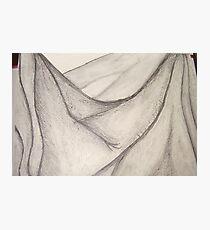 Curtain Photographic Print