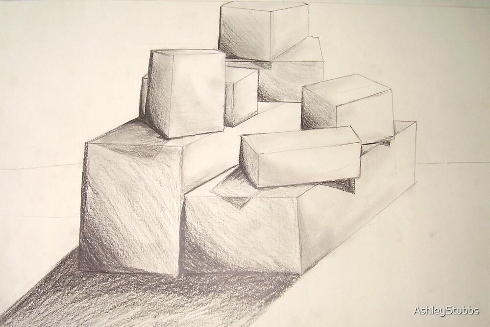 Boxes by AshleyStubbs