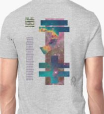 Parting Displacement. Unisex T-Shirt