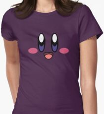 Kirby Women's Fitted T-Shirt