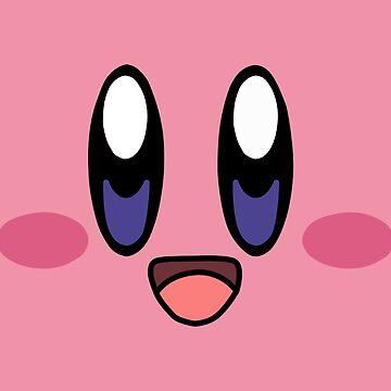 Kirby by Grinalass