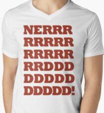 NERRRDDD! [Vintage] Men's V-Neck T-Shirt