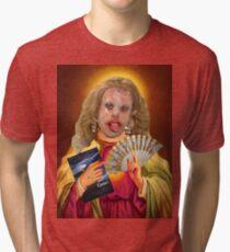 Drag Jesus Katya Tri-blend T-Shirt