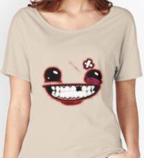 SuperMeatBoyLogo Women's Relaxed Fit T-Shirt