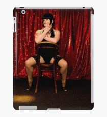 Hullywood Icon -  Jo Richards iPad Case/Skin