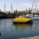 Yellow Submarine by charlielinlithgow