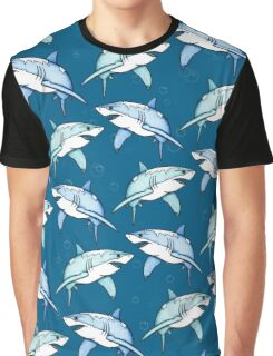 Shiver of Sharks - II Graphic T-Shirt