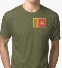 Sri Lanka Tri-blend T-Shirt