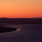 Wyndham Sunset,Bastion Lookout,Western Australia by Joe Mortelliti