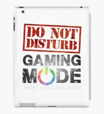 Gaming Mode - Gaming iPad Case/Skin