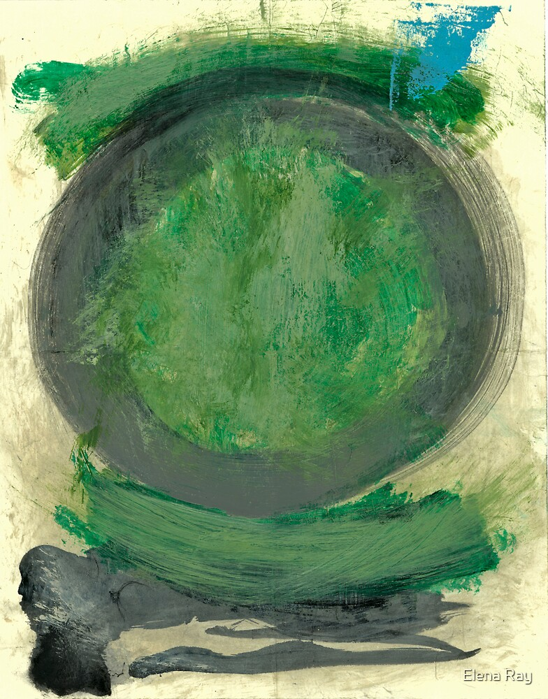Green Tao by Elena Ray