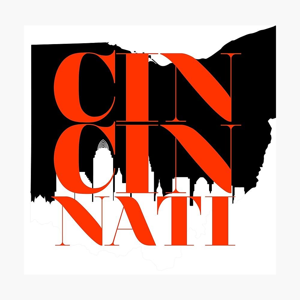 Cincinnati Fotodruck