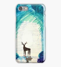 Raindeer iPhone Case/Skin