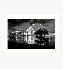 Burswood Casino - Western Australia  Art Print