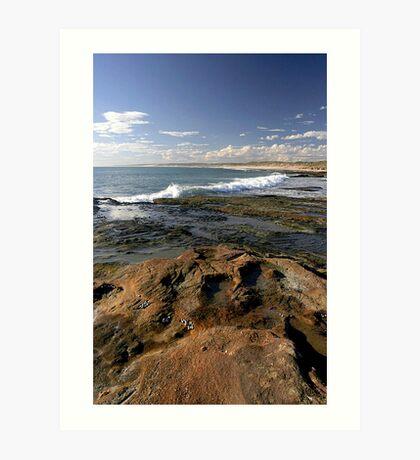Kalbarri - Western Australia  Art Print