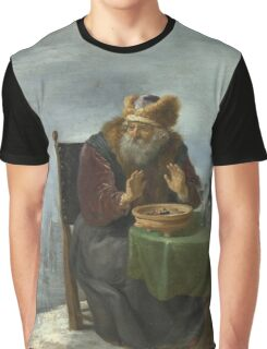 David Teniers The Younger - Winter Graphic T-Shirt