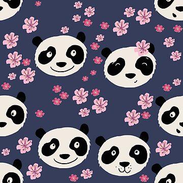 Panda love by Tessa-Rath