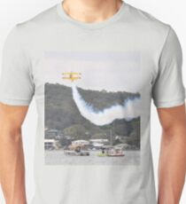 Catalina Festival, Rathmines, NSW -Wolf Pitts VH-PVB pull-up Unisex T-Shirt
