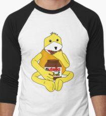 Flat E Nutella Therapy Men's Baseball ¾ T-Shirt