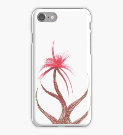 Ruby Flower iPhone Case/Skin
