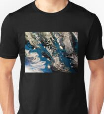 starry lights abstractions T-Shirt