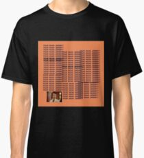 """Peep Show - """"Four Naan Jeremy?"""" Life of Pablo Cover Classic T-Shirt"""