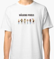 The walking dead - Pixel serie Classic T-Shirt