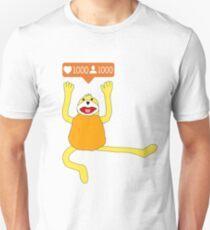 1000 Followers for Flat E! Unisex T-Shirt