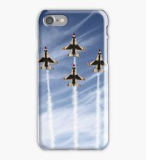 The US Air Force Thunderbirds iPhone Case/Skin