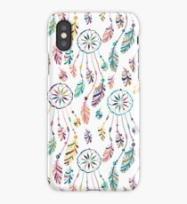 Feathers, Dreamcatchers and Magic iPhone Case/Skin